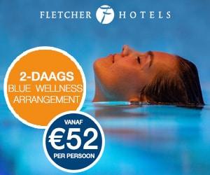 Fletcher Bleu Wellness banner