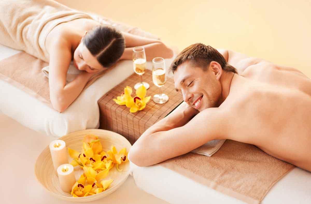 spa behandeling in hotel